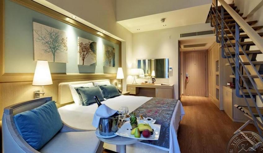 euphoria hotel room