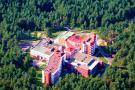 sanatorija Baltarusijoje Belaja rus prie Narucio ezero