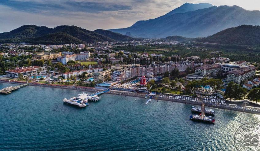 turkija gamta poilsis
