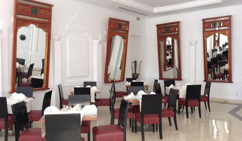 TNDSUNCONN MIDU restaurant A  thAsme