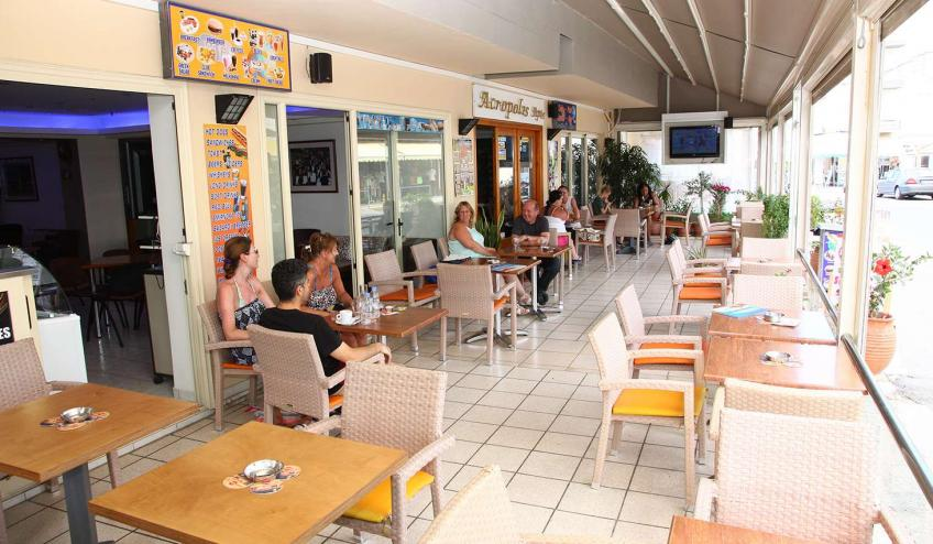 GRHACROPOL CHER cafeteria 8391