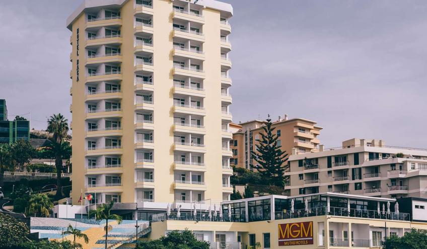 PTMRAGA FNC1 Muthu Raga Madeira Hotel Exterior520