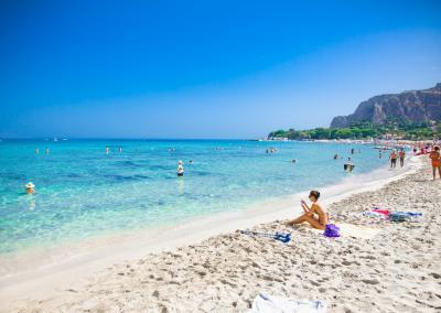 L2F Jul 15 pic Italy Sicily Mondello beach Aleksandar Todorovic shutterstock 266630336