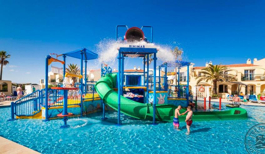 globales binimar piscina splash world 4762