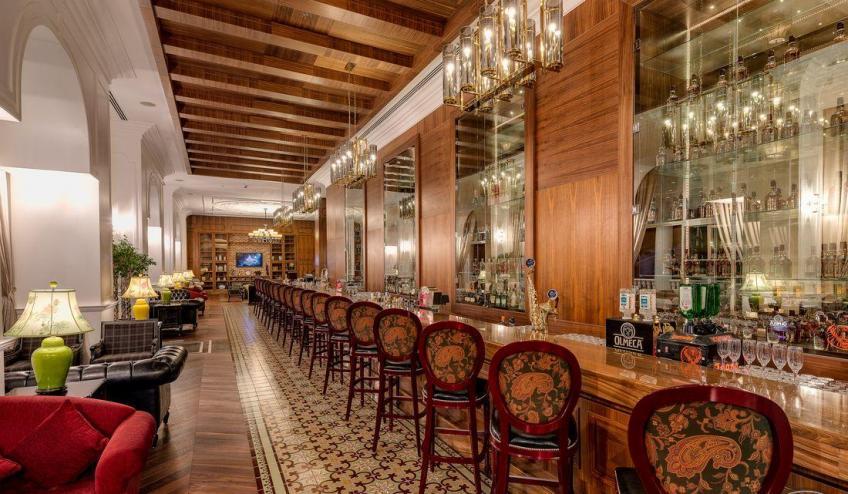 Cetrus Lobby Bar 6119