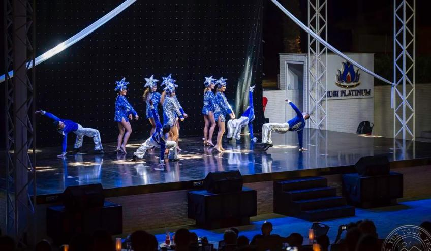 TODES DANCE SHOW   8  1153