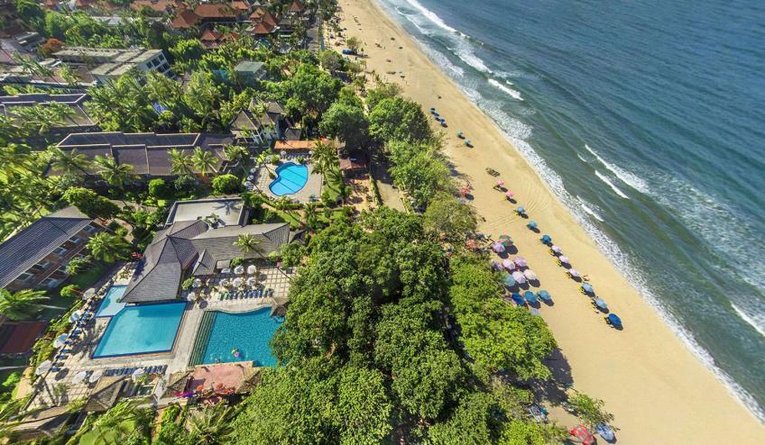 INDJAYAKAR LEGA TOP Bali Top View