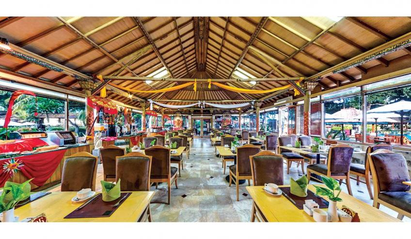 INDJAYAKAR LEGA Virtual Tour JH Bali  restaurant 2