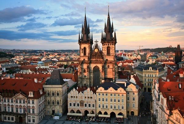 Prague main