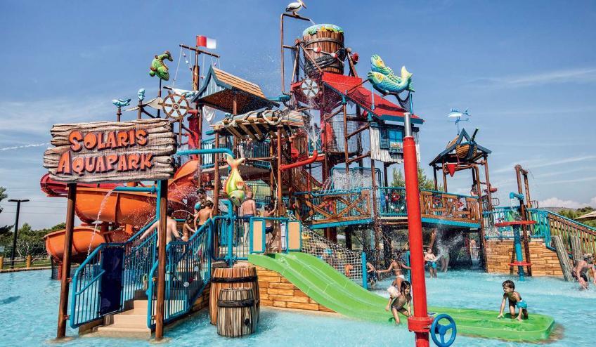 HRSAMANDRI SIBE wAP TO SIBENIK Dalmatia Aquapark 001