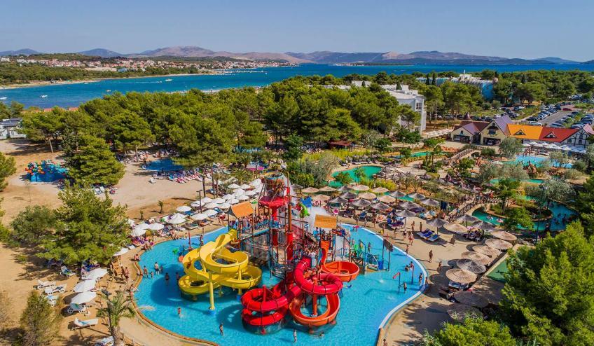 HRSAMANDRI SIBE AP TO SIBENIK Dalmatia Aquapark 038