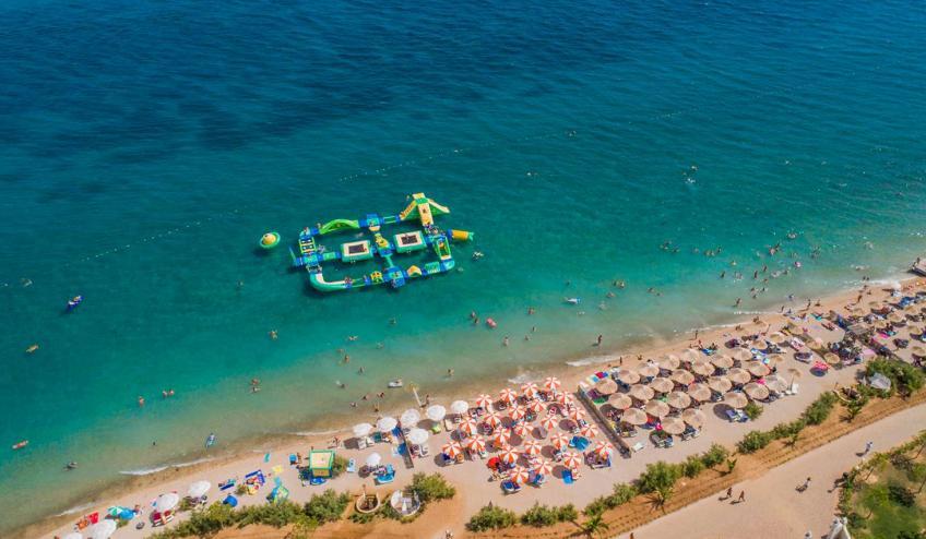 HRSAMANDRI SIBE AP TO SIBENIK Beaches 032