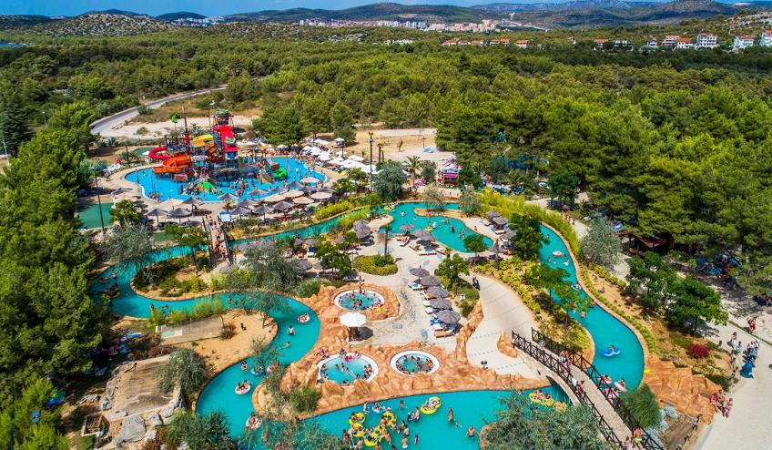 HRSAMANDRI SIBE AP TO SIBENIK Dalmatia Aquapark 034