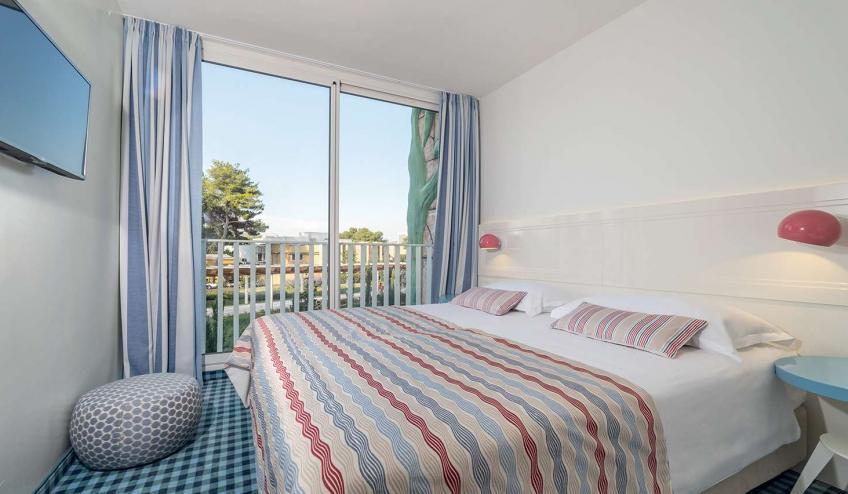 HRSAMANDRI SIBE AP TO SIBENIK Andrija 21P Double Room Extra Bed 004