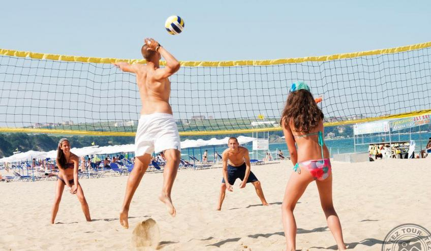 Beach volleyball 7991