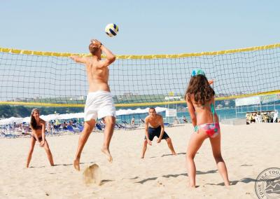 Beach volleyball 7991