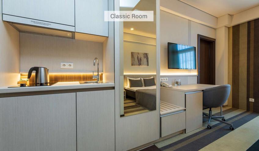 LTUGRBDUNE PLQ 01 Classic Room  kambarys