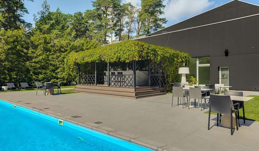 LVALIELUPE JUR Outdoor Pool  LIELUPE by SEMARAH HOTELS   1