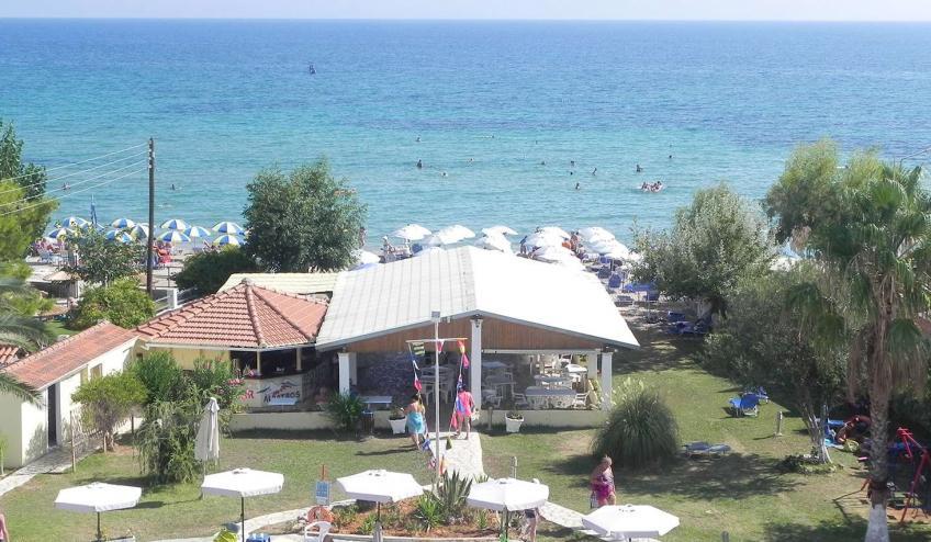 GRCALBATRO MORI Beach Bar