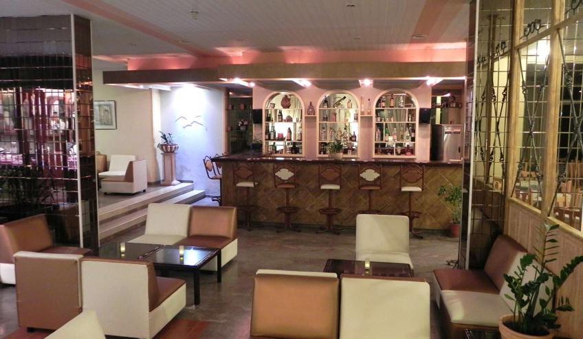 GRCALBATRO MORI Hotel Albatros   Lobby   Bar