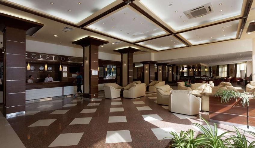 BGVKALIAKR GLSN 32 Kaliakra reception hall